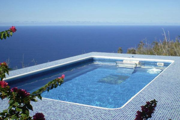 Cuánto pesa una piscina de natación contracorriente
