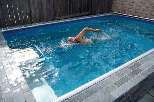 sistemas natacion contracorriente Endlesspools